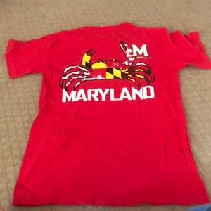 Comfort Colors Tops - University of Maryland t-shirt